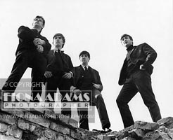Fiona Adams - The Beatles photographs
